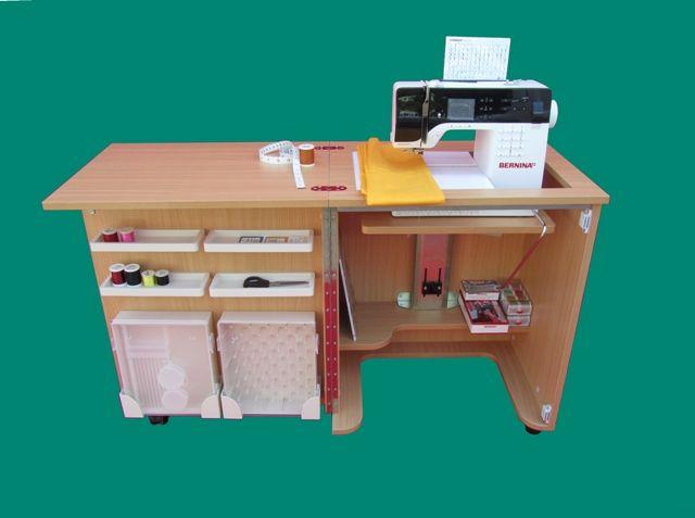 Tavolo Da Lavoro Per Cucire : Mobile per macchina da cucire compact mobili per macchine da