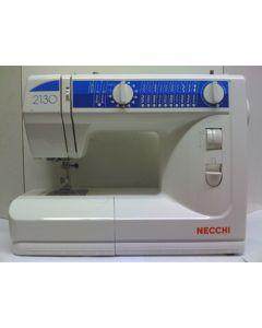 Macchina per cucire meccanica Necchi 2130