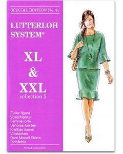 Supplemento Taglio d'oro Special Edition n. 35 - Taglie forti XL e XXL