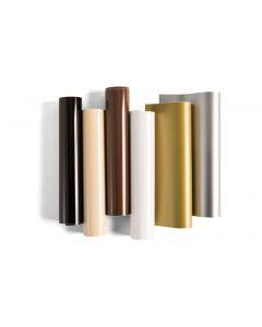 Set 6 fogli di vinile Premium Rimovibile 30,5 x 30,5 cm - Colori basici