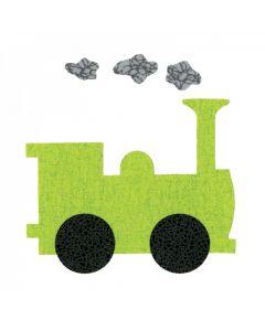 "Fustella Sizzix Bigz ""Treno a vapore"" - 657875"