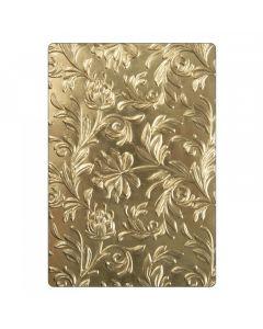 "Fustella Sizzix Embossing Folder 3D ""Botanico"" - 662716"