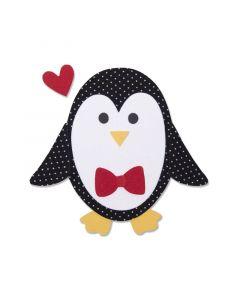 "Fustella Sizzix Bigz ""Pinguino #2"" - 663406"