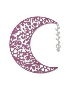 """Fustella Sizzix Thinlits """"Luna"""" - 663415"""