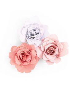 "Fustella Sizzix Bigz ""Rosa graziosa"" - 663848"