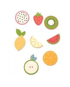 """Fustella Sizzix Bigz """"Frutta"""" - 663855"""