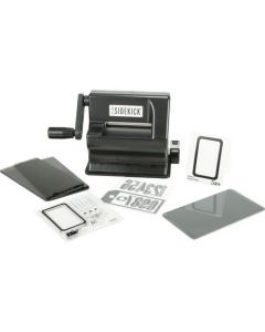 Big Shot Sidekick con Starter kit (Black) by Tim Holtz - 664175