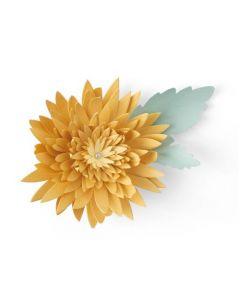 "Fustella Sizzix Bigz ""Crisantemo"" - 664594"