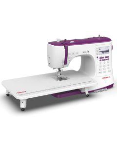 Macchina per cucire elettronica Necchi NC204D + 13 piedini extra