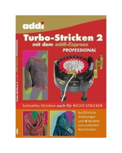 Libro per mulinetto addi-Express 22 aghi (Turbo-Knitting 2)