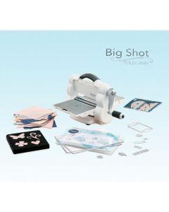 Big Shot Foldaway starter kit con stoffa e feltro