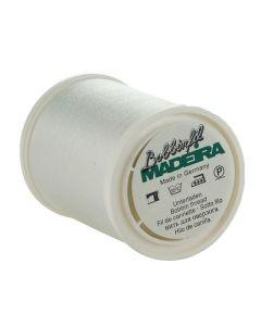 Filato per spolina Madeira Bobbinfil 1001 (Bianco) - mt. 1500