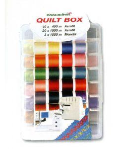 Quilt Box 60 fili Madeira Aerofil