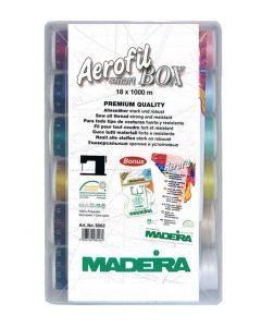 Smart Box Aerofil 18 fili Madeira 1000 mt