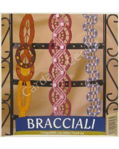 """USB Necchi """"Bracciali"""" per ricamo - Collezione di Fabiola Leone"""