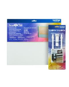 Kit per embossing Brother Scanncut con punte e supporto