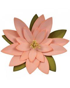 """Fustella Sizzix Bigz """"Fiore marocchino"""" - 661713"""