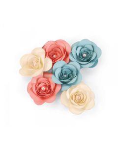 """Fustella Sizzix """"Rosa 3D"""""""