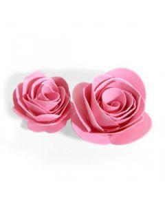 """Fustella Sizzix Bigz """"Fiori rose 3D"""" - 656545"""