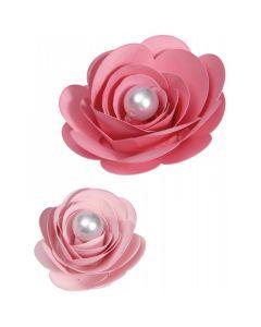 """Fustella Sizzix Bigz Pro """"Rose 3D #2"""" - 657153"""