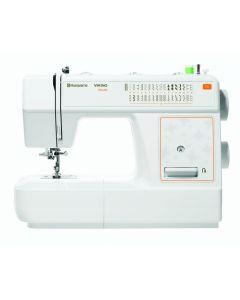 Macchina da cucire meccanica Husqvarna HClass E20 + Piedino tagliacuci