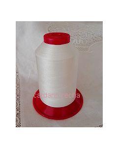 Filato per spolina bianco (mt. 5000)