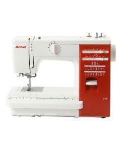 Macchina per cucire meccanica Janome 415