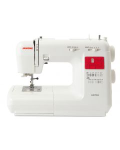 Macchina da cucire meccanica Janome HD 718