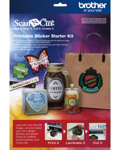Applicatore adesivi Brother Scanncut - Starter kit