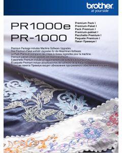 Software di aggiornamento per PR-1000/PR-1000e (Premium Pack 1)