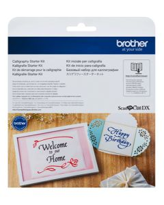 Kit iniziale per calligrafia per Brother Scanncut Serie SDX