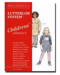 Supplemento n. 33 Taglio d'oro - Modelli per bambini
