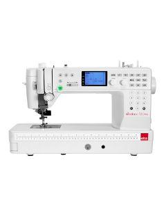 Macchina per cucire elettronica Elna Excellence 720 PRO a base piana