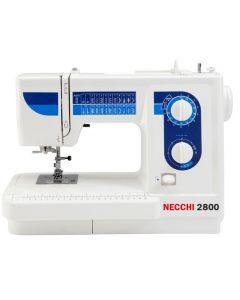 Macchina per cucire meccanica Necchi 2800