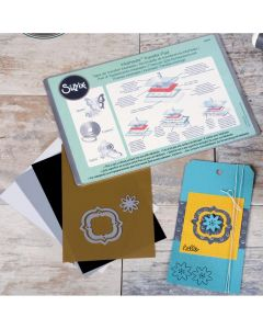 Inksheets Starter Kit - Pad di trasferimento per Big Shot con accessori