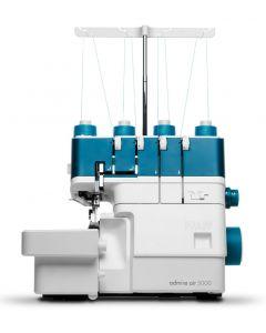 Taglia e cuci con infilatura ad aria Pfaff Admire Air 5000