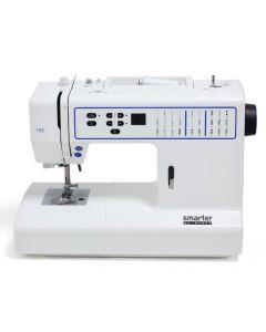 Macchina per cucire elettronica Pfaff Smarter 155 Anniversary Edition + kit piedini