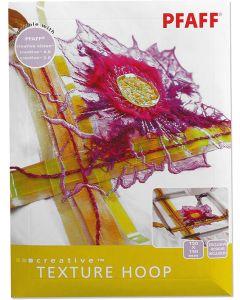 Telaio Pfaff Texture Hoop 150 x 150 mm - per serie Creative