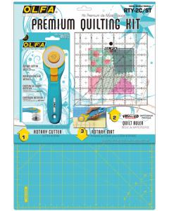 """Set accessori per cucito creativo """"Premium Quilting kit"""" Olfa"""