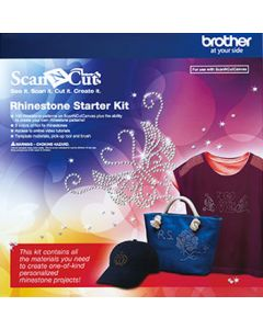 Applicatore strass Brother Scanncut - Starter kit