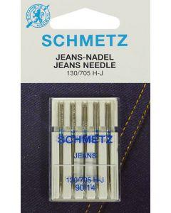 SCHMETZ per tessuti Jeans da 5