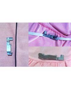 """Set """"Starter Kit"""" di 3 piedini per taglia e cuci Necchi CC1"""