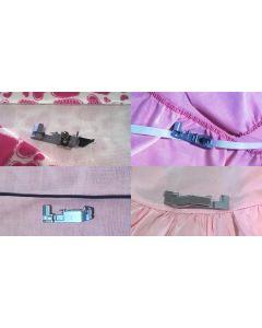 """Set """"Starter Kit"""" di 4 piedini per tagliacuci Necchi CC1"""
