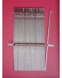 Set 50 aghi macchina per maglieria per seconda frontura Empisal - Femac - Necchi - Silver Reed - Knitmaster