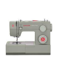 Macchina per cucire meccanica Singer Heavy Duty 4432 + piedino tagliacuci + set 15 piedini