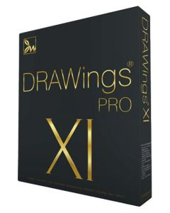 Software da ricamo Necchi / Elna DRAWings XI Pro