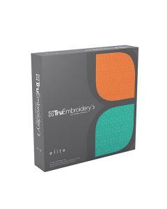 Software per macchina ricamatrice Pfaff/Husqvarna TrueEmbroidery 3 Elite per sistemi Apple Mac OS X