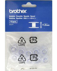 Set 10 spoline originali Brother / Necchi