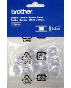 Set 10 spoline originali Brother Galaxie / Necchi