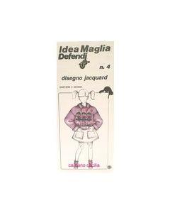 Scheda Idea Maglia per maglieria n.4